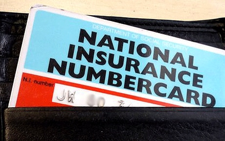National Insurance Rates 2021/22